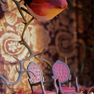 Window display Model -Four seasons-detail-