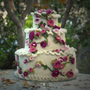 Knit Cake-Styling & Photography