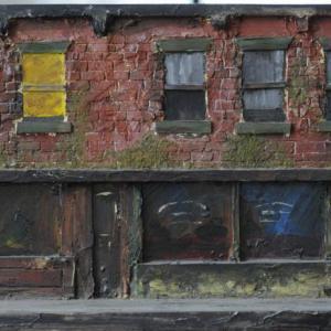 Street -3d painting