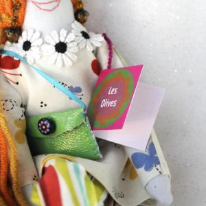 -Les Olives-  Tag/card design by Littlebylittle.co