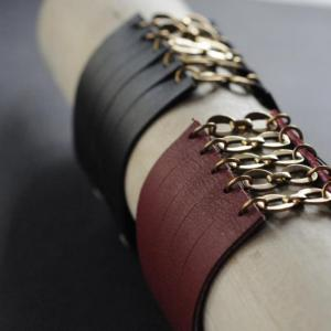 BIJOU #5- $45 -Design and fabrication by Olivia Sauerwein