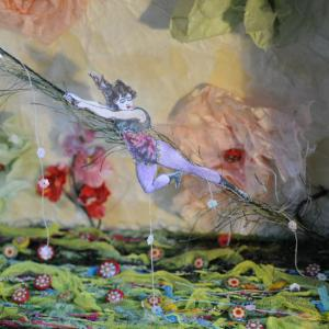 Window display Model  -Four seasons-